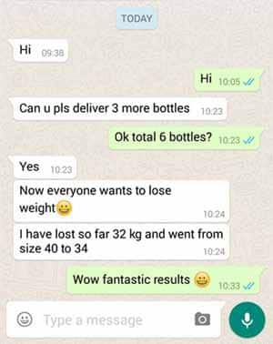 5S Slimming reviews